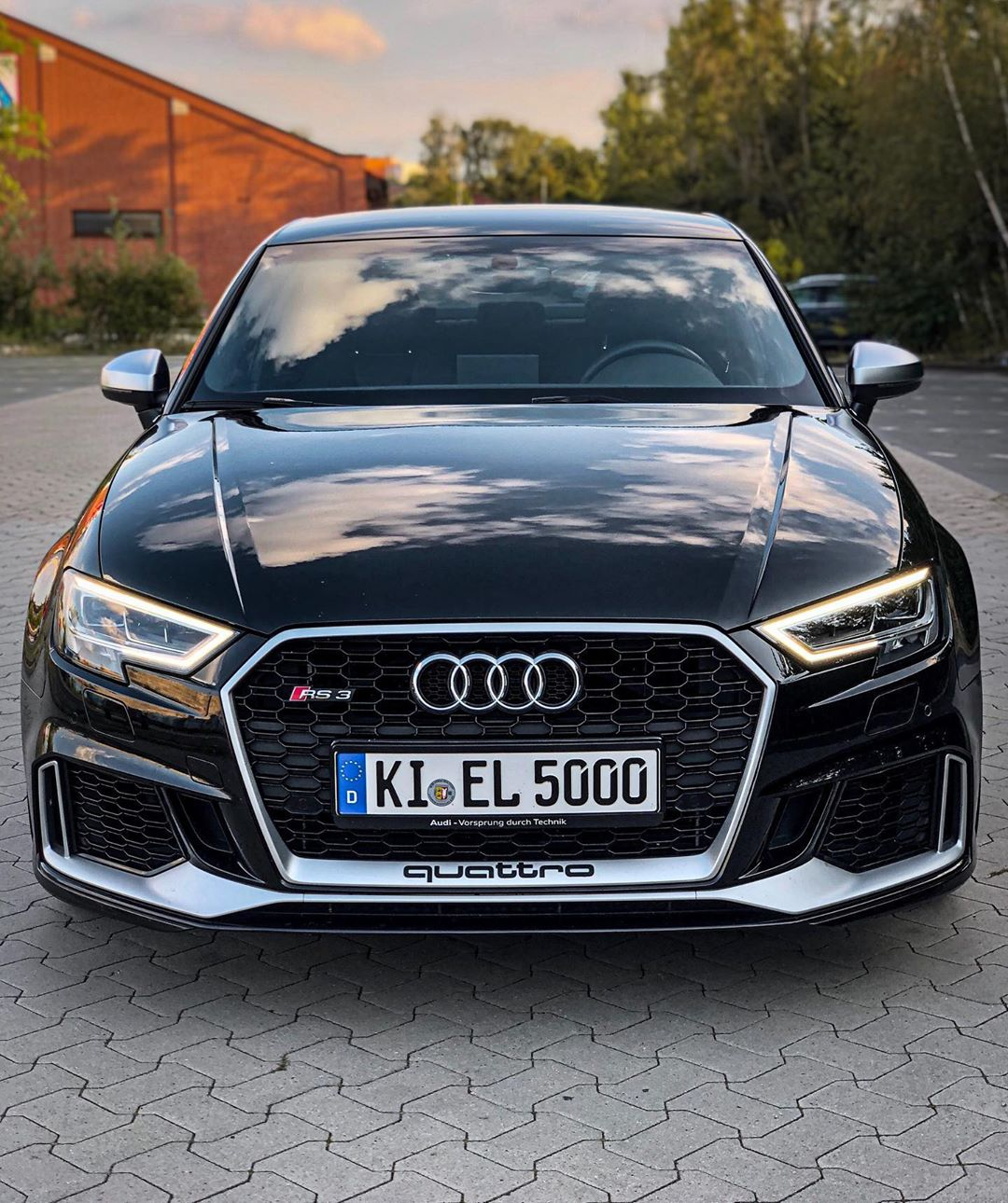 The time with our RS3 is almost over😢….have to return it to Audi soon😨….such a great car😍 #Audi rs#audi #audisport #rs3 #rs3limousine #rs3sedan #rs38v #pantherschwarz #pantherblack #blackbeauty #blackpanther #automannsgarage #automanntv