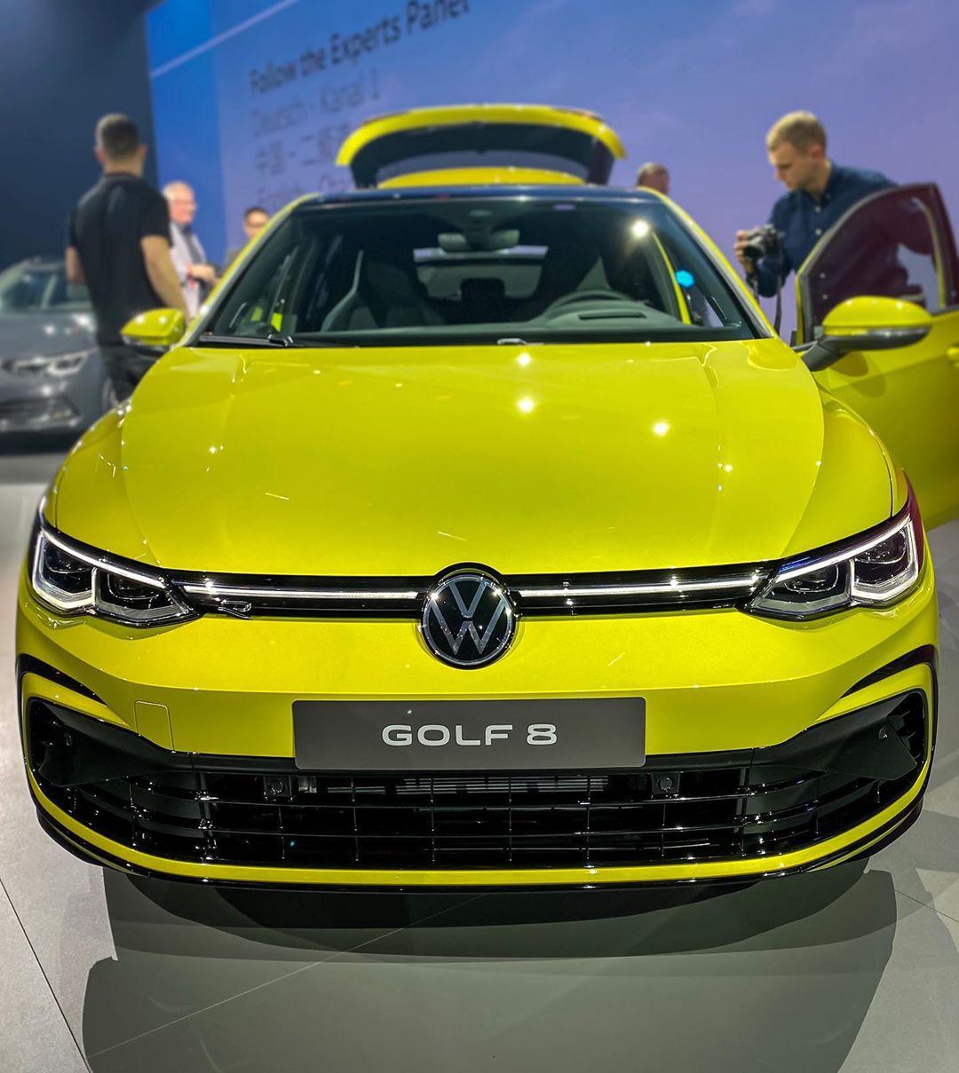 Wooww😱…new Golf 8 R-Line🔥🤩 #volkswagen #volkswagengolf8 #golf8 #golf8rline #newgolf #rline #automanntv
