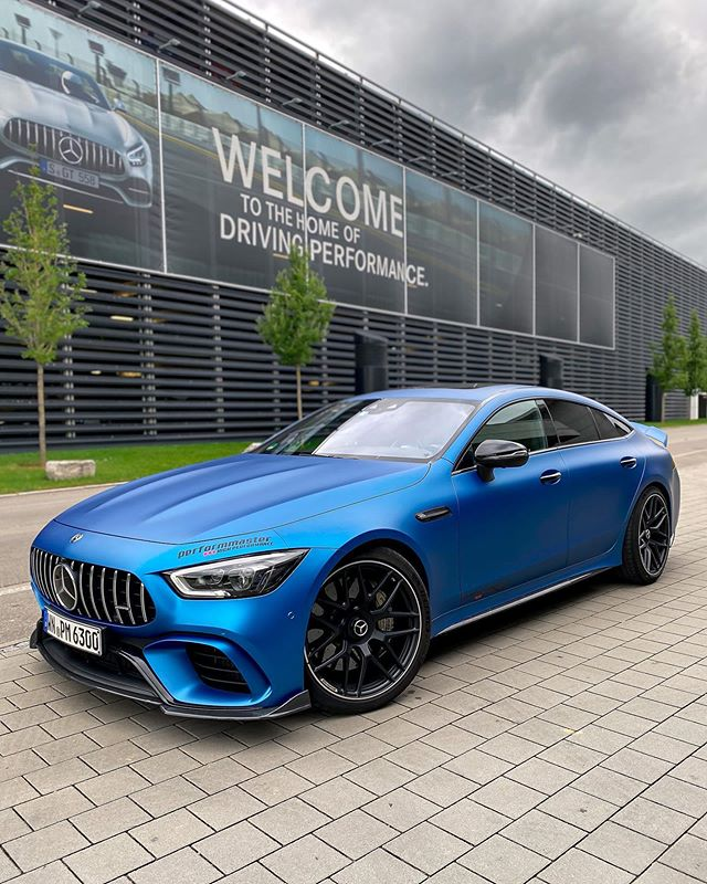 820 hp💣⚠️🔞…new @performmaster kit including larger Turbos pumps out 820 hp & 1070 Nm😳…first Impression are a more brutal power & torque delivery and it delivers endless performance without any issues👌…looking forward to our Autobahn acceleration runs😜😇 #performmaster #amg #amggt #amggt63 #amggt63s #gt63 #gt63s #gt63samg #automanntv