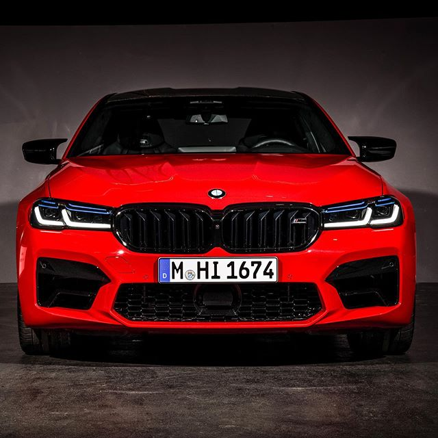 New ///M5 LCI Competition Roars in🏁 @bmwm #mtown #m5competition #m5lci #bmwm5 #bmwm5competition #competitionpackage #automanntv